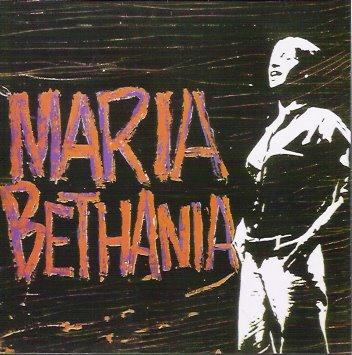 Maria Bethânia, 1965 / Capa: Goebel Wayne